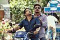Santhanam, Udhayanidhi Stalin in Seenugadi Love Story Movie Stills