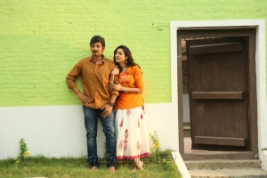 Jiiva, Riya Suman in Seeru Movie Stills