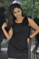 Indian Model Seethal Sidge in Black Dress Stills