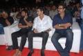 Srinu Vaitla, Mahes Babu, Venkatesh at Seethamma Vakitlo Sirimalle Chettu Audio Launch Pictures