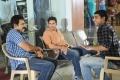 Venkatesh, Mahesh Babu, Dil Raju at Seethamma Vakitlo Sirimalle Chettu Working Stills