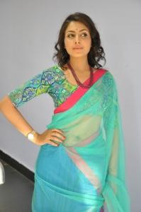 Actress Madhu Shalini @ Seethavalokanam Poster Launch