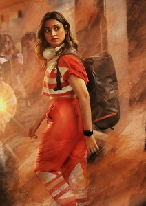 Actress Tamannaah as Jwala Reddy in Seetimaarr Movie Images HD