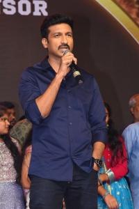 Hero Gopichand @ Seetimaarr Pre Release Event Photos