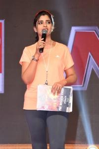 Anchor Shyamala @ Seetimaarr Pre Release Event Photos