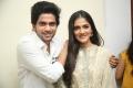 Harsh Kanumilli, Simran Choudary @ Sehari Movie Launch Stills