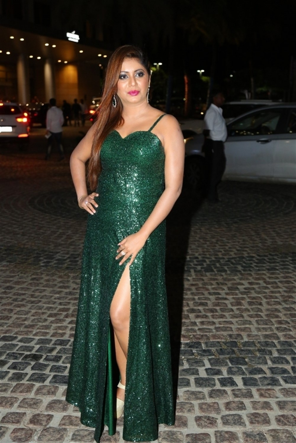 Actress Sejal Mandavia Photos @ Filmfare Awards South 2018