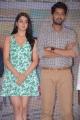 Sakshi Chowdary, Allari Naresh @ Selfie Raja Movie 1st Song Launch Stills