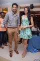 Allari Naresh, Sakshi Chowdary @ Selfie Raja Movie 1st Song Launch Stills