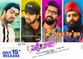 Allari Naresh in Selfie Raja Movie Release Wallpapers
