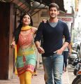 Shruti Hassan, Mahesh Babu in Selvanathan Movie Stills
