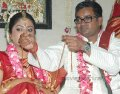 Director Selvaraghavan Geethanjali Marriage Wedding Photos