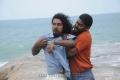 Dilipan, Sreejith in Sembattai Movie Stills