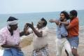 Kandasamy, GeorgeRajan, Dilipan, Sreejith in Sembattai Movie Stills