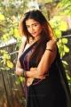Actress Anaika Soti Hot Black Saree Semma Botha Aagathey Movie Stills HD