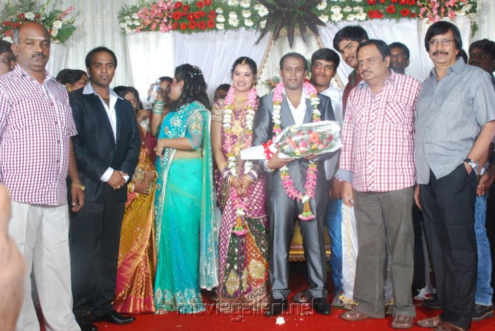 Picture 481172 | KS Srinivasan, Chitra Lakshmanan ...