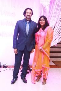 Vincent Asokan @ Sethu & Uma Wedding Reception Photos