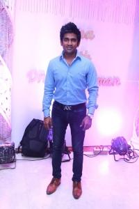 Dharan Kumar @ Actor Sethu & Uma Wedding Reception Photos