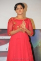 Remya Nambeesan in Red Dress Images @ Sethupathi Audio Launch