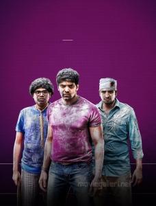 Premji, Arya, Santhanam in Settai Movie Audio Launch Invitation Posters