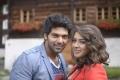 Arya, Hansika Motwani in Settai Movie Latest Stills
