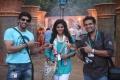 Arya, Anjali, Santhanam in Settai Movie Latest Stills