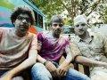 Premji, Arya, Santhanam at Settai Movie On Location Stills