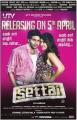 Arya, Hansika in Settai Movie Release Posters