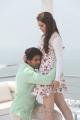 Arya, Hansika Motwani in Settai Tamil Movie Stills