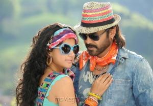 Tapsee, Venkatesh in Shadow Movie New Stills
