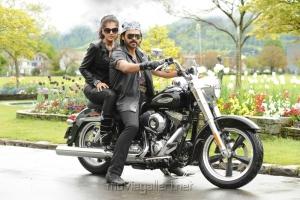 Tapsee, Venkatesh in Shadow Movie New Photos