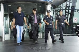 Srikanth, Dharmavarapu Subramanyam in Shadow Movie New Stills
