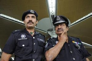Dharmavarapu Subramanyam in Shadow Movie New Stills