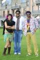 Tapsee, Meher Ramesh, Venkatesh at Shadow Movie Working Stills
