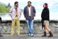 Venki, Meher Ramesh, Taapsee at Shadow Movie Working Stills