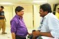 MS Narayana, Meher Ramesh at Shadow Movie Working Stills