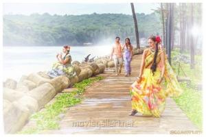 Naga Chaitanya, Anu Emmanuel in Shailaja Reddy Alludu Latest Images