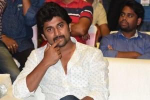Actor Nani @ Shailaja Reddy Alludu Pre Release Event Stills