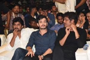 Nani, Akhil Akkineni, Nagarjuna @ Shailaja Reddy Alludu Pre Release Event Stills