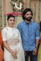 Samantha, Dev Mohan, @ Shakuntalam Movie Launch Stills