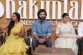 Dev Mohan, Samantha @ Shakuntalam Movie Launch Stills