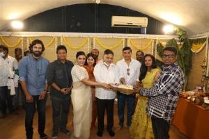 Shakuntalam Movie Launch Stills