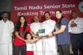 Shalini & Anoushka Ajith at State Level Badminton Championship