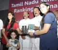 Shalini Ajith Kumar at State Level Badminton Championship