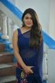 Jwala Movie Actress Shalini Pandey Blue Saree Photos