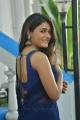 Actress Shalini Pandey Blue Saree Photos @ Jwala Movie Launch