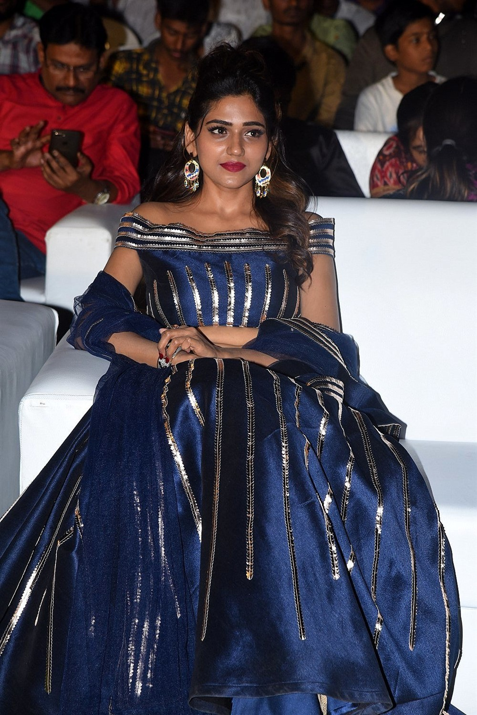 Actress Shalu Chourasiya Stills @ Bhagyanagara Veedhullo Gammathu Pre Release