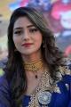 Actress Shalu Chourasiya Blue Saree Photos