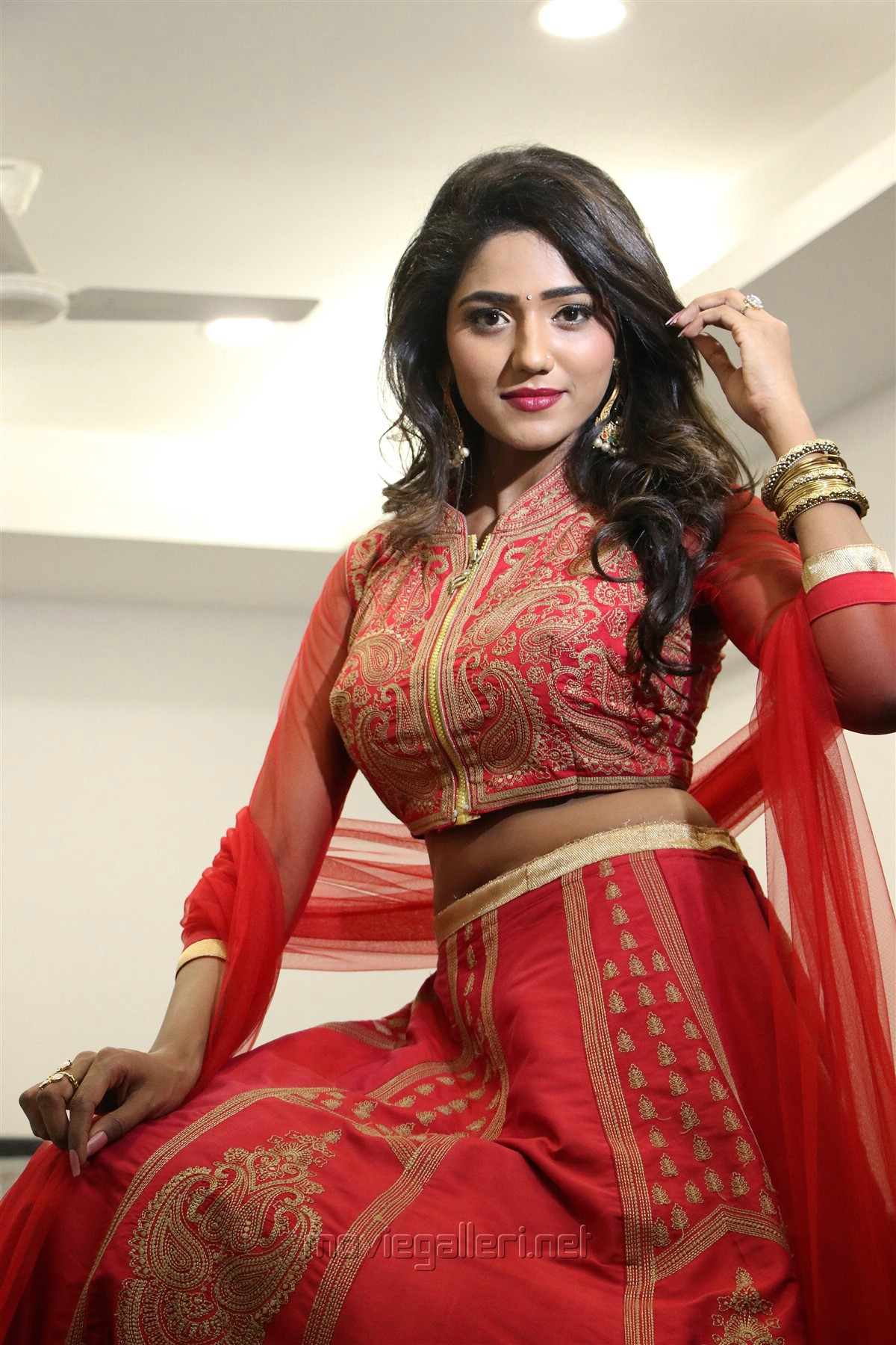 Actress Shalu Chourasiya Hot HD Images @ En Kadhali Scene Podra Audio Release