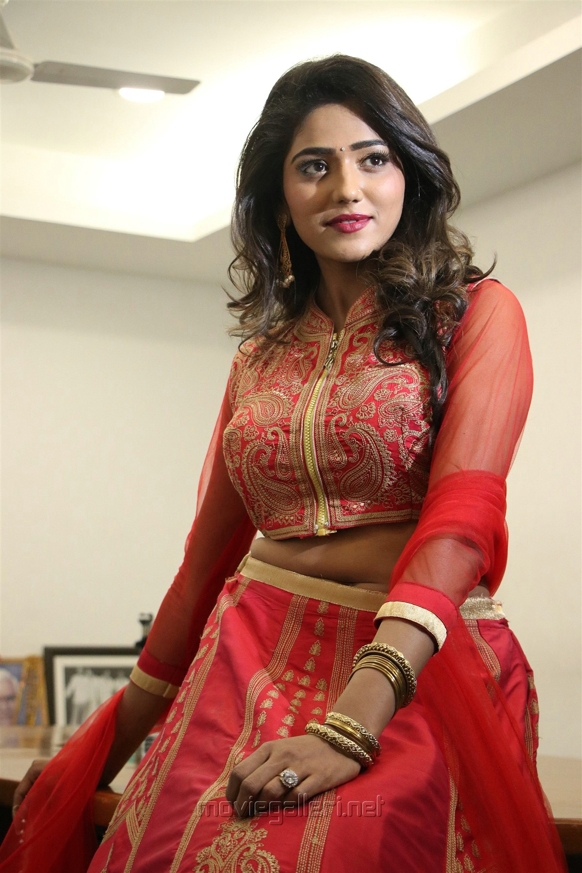 Actress Shalu Chourasiya Hot HD Images @ En Kadhali Seen Podra Audio Release